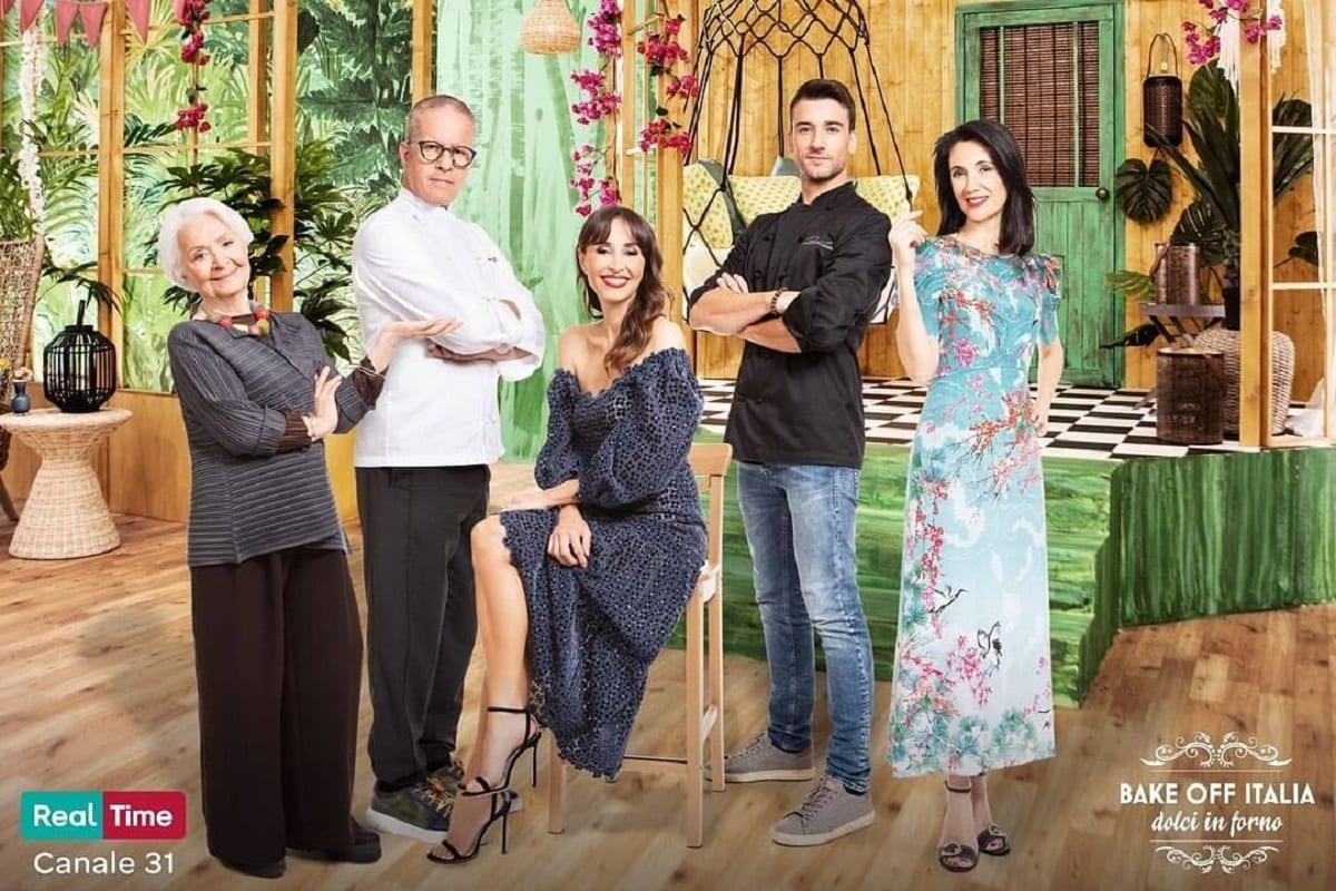Ecco il cast di Bake Off Italia, dal 4 settembre su Real Time: completiamo la presentazione con i restanti 8 concorrenti del cooking show