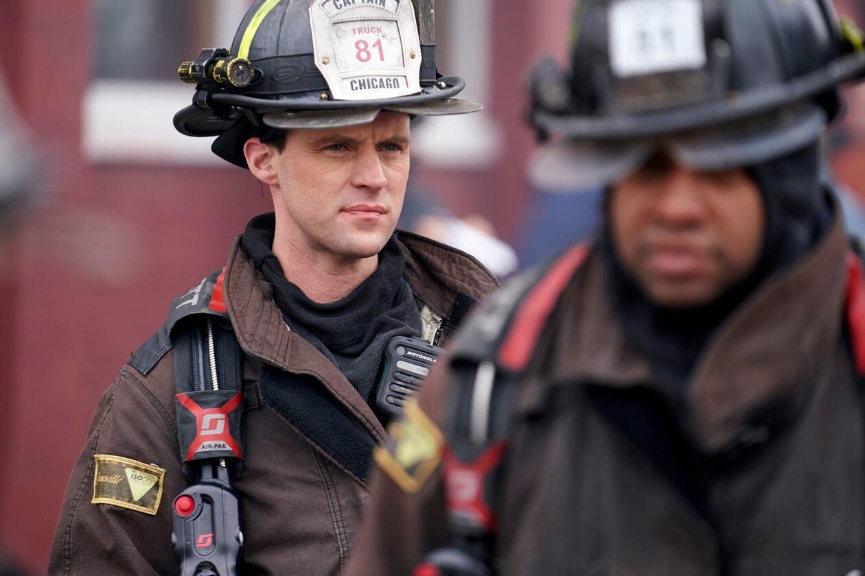 Chicago Fire 7 Ottavo appuntamento su Italia1