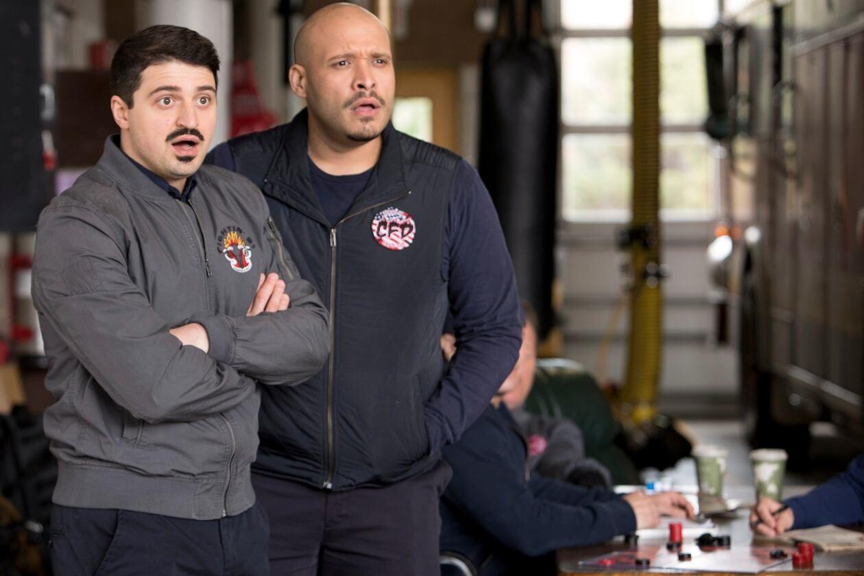 Chicago Fire 7, Ultimo appuntamento su Italia1