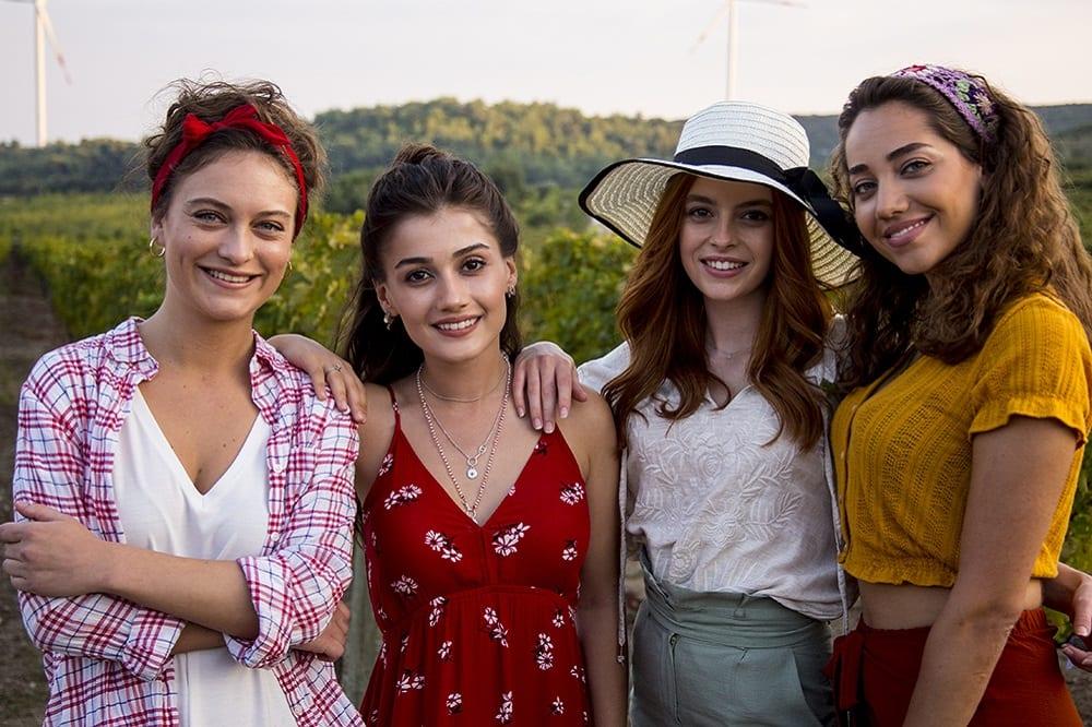 Come sorelle, Ultimo appuntamento su Canale5