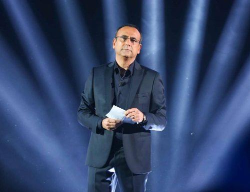 Live 14 agosto 2020: I Migliori dei Migliori Anni, Quinta puntata. Un collage con il meglio dello spettacolo condotto da Carlo Conti, su RaiUno