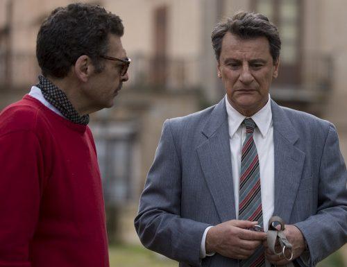 Speciale Fictionerò · Liberi Sognatori: A testa alta. Libero Grassi (Ita 2018). Con Giorgio Tirabassi, in seconda serata su Canale5
