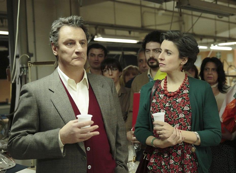 """Liberi Sognatori: """"A testa alta. LIBERO GRASSI"""" (Ita 2018) · Canale5"""