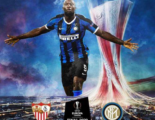 È il giorno della finale della Uefa Europa League: Siviglia vs Inter, in prima serata live su Tv8 e Sky Sport