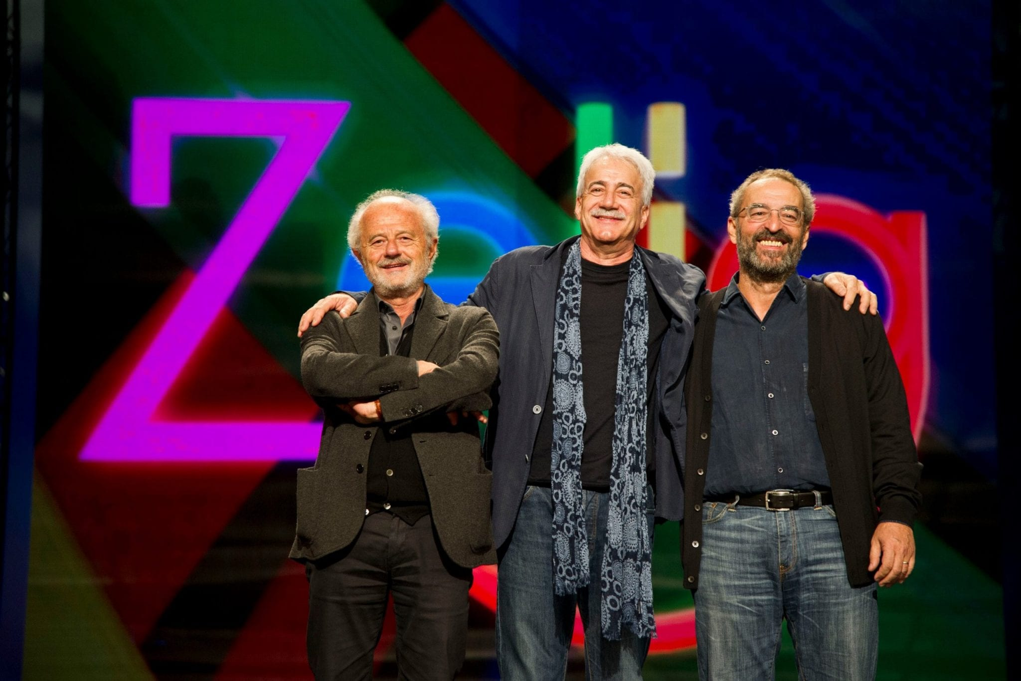 Zelig, Seconda puntata (Canale 5)