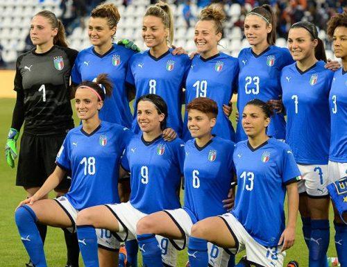 La Nazionale femminile torna in campo per le qualificazioni a #Euro2022: alle 16 #BosniaItalia su #Rai2