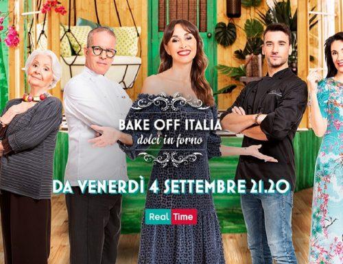 Live 4 settembre 2020: Bake Off Italia, prima puntata. Su Real Time torna il talent show dedicato al mondo del bakery, con Benedetta Parodi