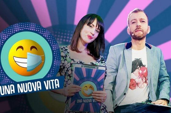 Stasera, in seconda serata su #La5, riparte #UnaNuovaVita con Claudio Guerrini e Crisula Stafida
