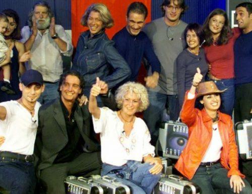 Domenica a Live Non è la d'Urso speciale reunion del cast della prima edizione del Grande Fratello!