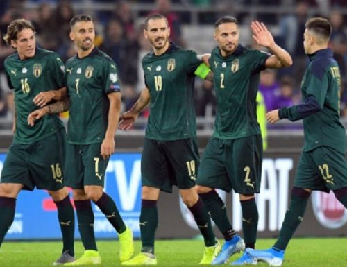 Torna in campo la Nazionale: stasera alle 20.45 su RaiUno c'è l'amichevole di calcio Italia vs Moldova