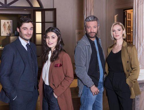 Speciale Fictionerò: L'allieva 3, prima puntata. Con Alessandra Mastronardi e Lino Guanciale, in prima visione assoluta in prime time su Rai1