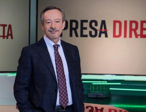 PresaDiretta, La ripartenza verde. Con Riccardo Iacona, eccezionalmente di domenica su RaiTre, a causa dello speciale del Tg3 sulle elezioni