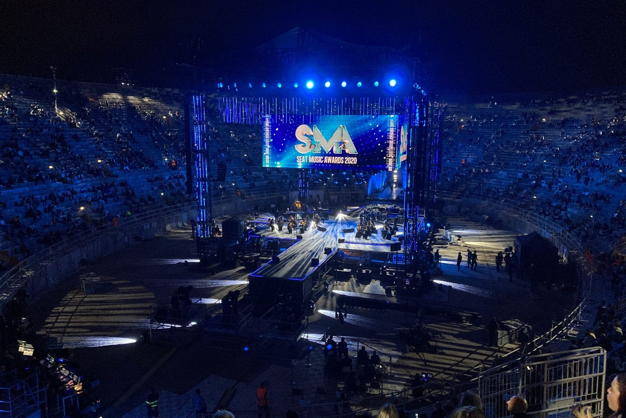 Seat Music Awards 2020, Seconda puntata su Rai1