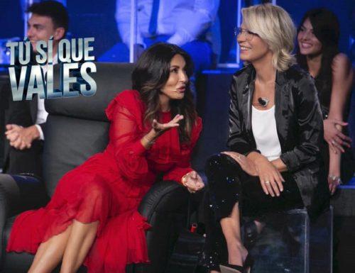 Live 19 settembre 2020 · Tu si que vales 2020, seconda puntata. Con Belen Rodriguez, Martin Castrogiovanni e Alessio Sakara, su Canale5