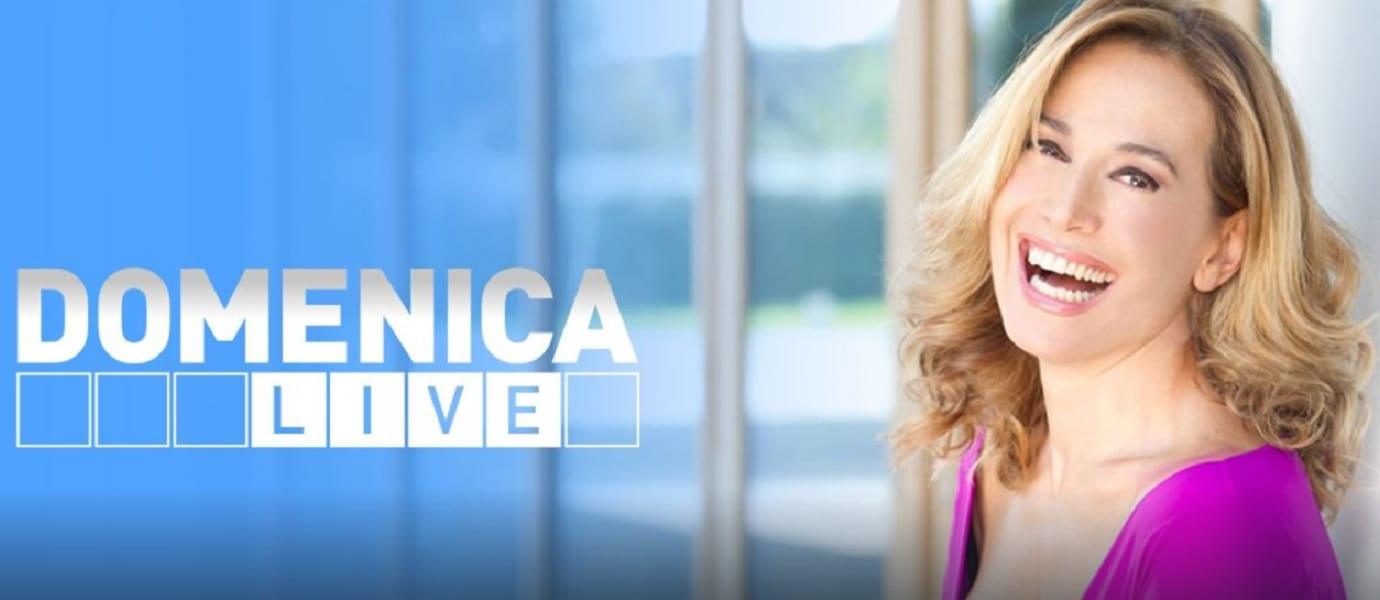 Domenica Live 2020, Primo appuntamento (Canale5)