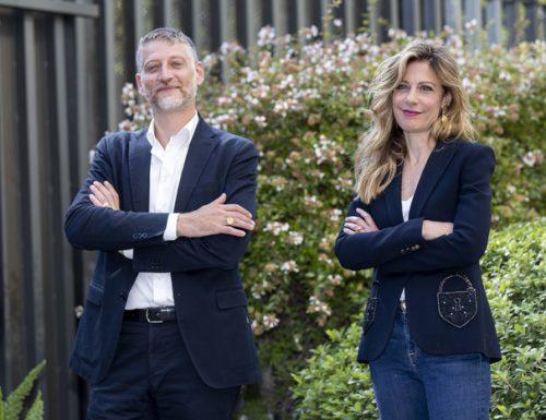Da stasera su #Rai2 arriva il talk #secondalinea con Giuli e Fagnani: tra gli ospiti Paolo Bonolis
