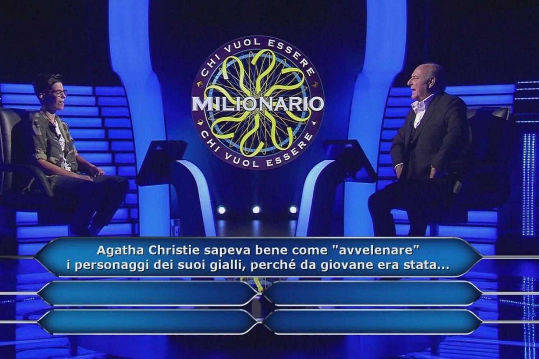 Chi vuol essere milionario 15, Sesta puntata (Canale 5)