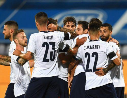 La Nazionale Italiana torna in campo: stasera su #Rai1 c'è #PoloniaItalia di #NationsLeague
