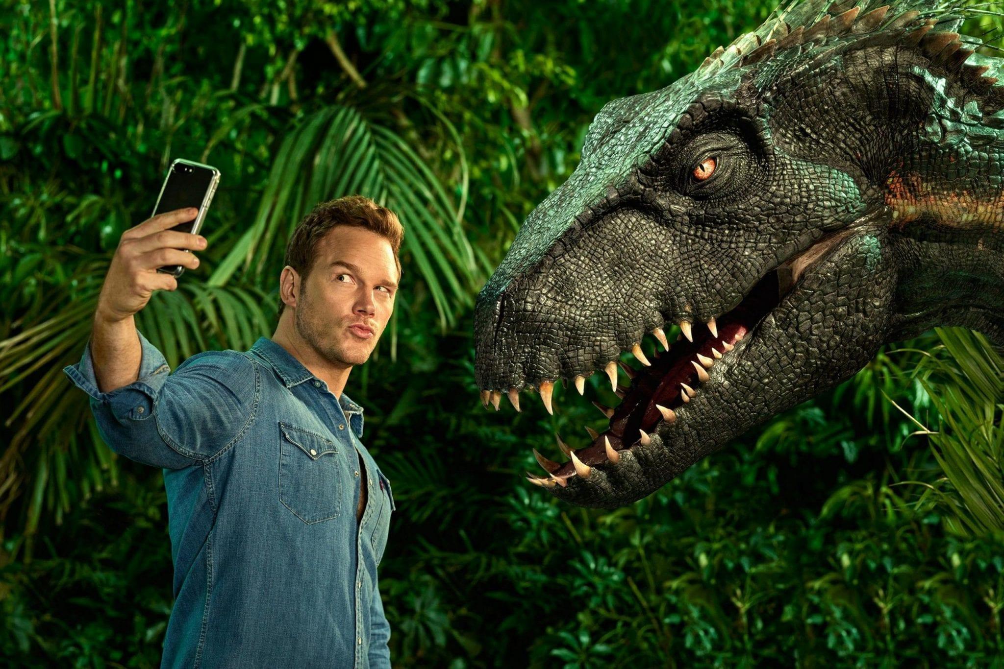 CinemaTivu, Jurassic World: Il regno distrutto (Usa 2018)
