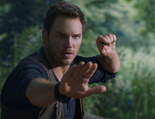 CinemaTivu · Jurassic World: Il regno distrutto (Usa 2018), diretto da Juan Antonio Bayona, con Chris Pratt, in prima visione free, in prime time su Canale5