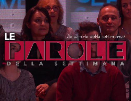 Al via su #Rai3 la nuova stagione de #leparoledellasettimana con Gramellini, Vecchioni e Pivetti