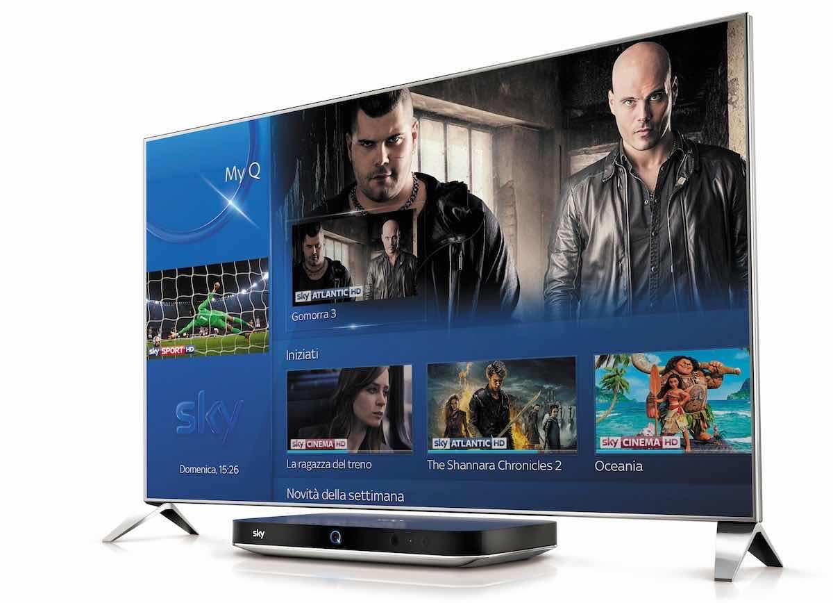 La televisione ai tempi del coronavirus 1: come sono cambiate Sky, le televisioni OTT (Over The Top) e la tv satellitare free Tivù Sat