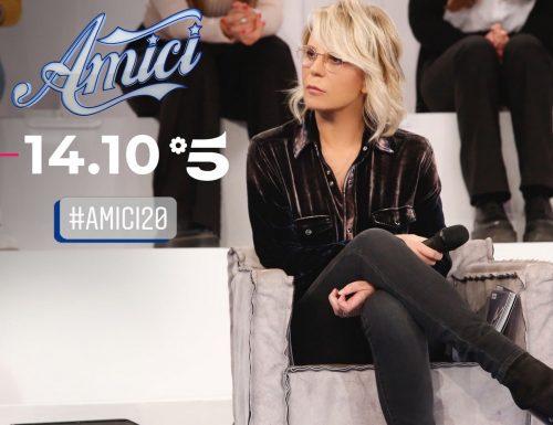 Live 21 novembre 2020 · Amici 20, seconda puntata speciale. Con Maria De Filippi ogni sabato pomeriggio, alle ore 14.10 su Canale5