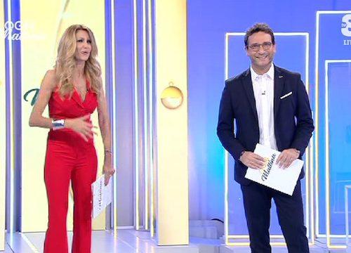 Adriana Volpe e Alessio Viola condurranno #ognimattina da casa per la positività di Giovanni Ciacci