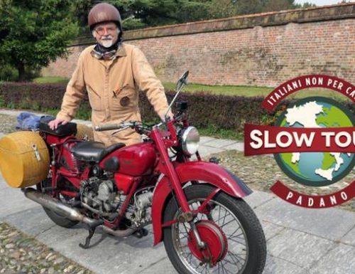 """Al via alle 14.15 su #Rete4 il nuovo programma """"Slow Tour Padano"""" con Patrizio Roversi"""