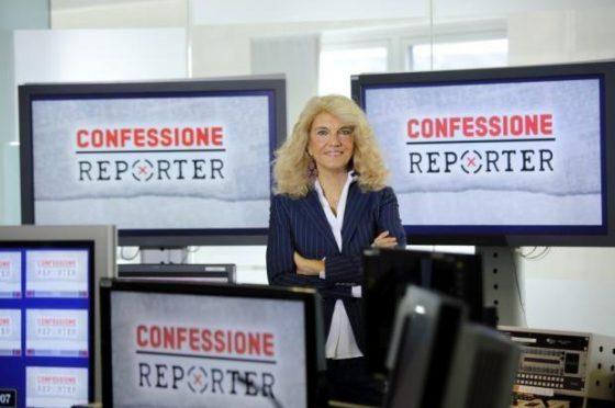 Stasera, in seconda serata su #Rete4, torna #ConfessioneReporter, condotto da Stella Pende