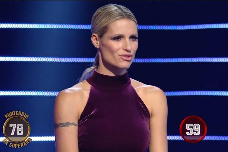 AscoltiTV 25 novembre 2020 · Nome di donna, All together now, L'Alligatore, Chi l'ha visto?, Stasera Italia Speciale, GFVip e Amici20