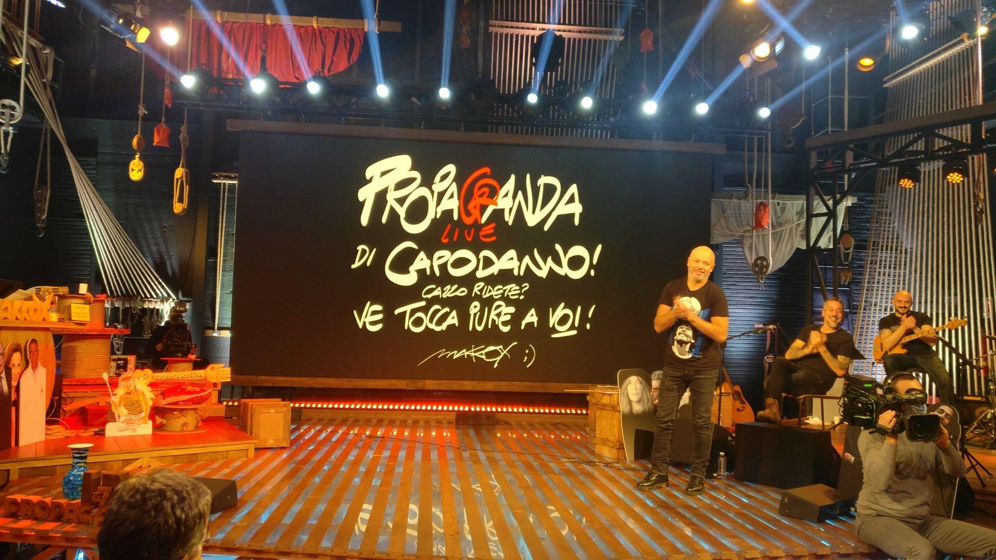 speciale Propaganda Live: su La7, dopo il Presidente Mattarella