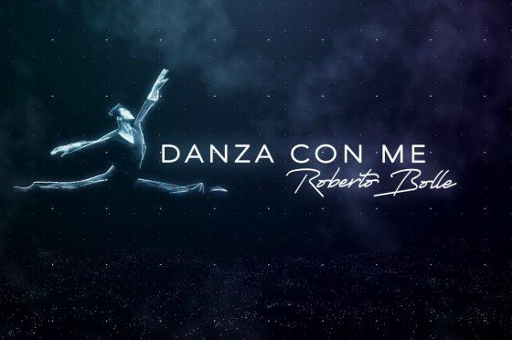Il primo gennaio torna su #Rai1 lo show #danzaconme di Roberto Bolle: ospite Vasco Rossi!