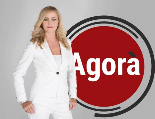 #Agorà non va in onda, incendio negli studi #Rai di Saxa Rubra