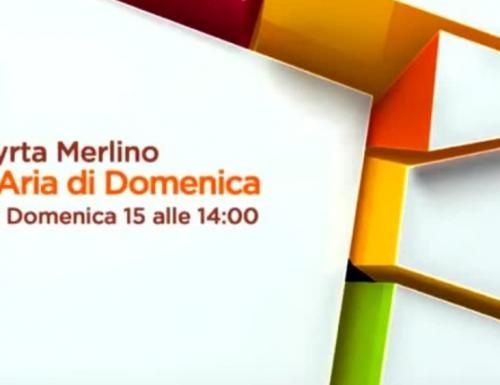 Da oggi, alle 14 su #La7, parte un nuovo appuntamento: #lariadidomenica con Myrta Merlino
