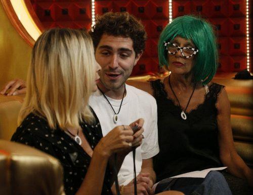 Live 6 novembre 2020 · GF Vip, sedicesima puntata. Il Grande Fratello Vip 5 è condotto da Alfonso Signorini, in prima serata su Canale5