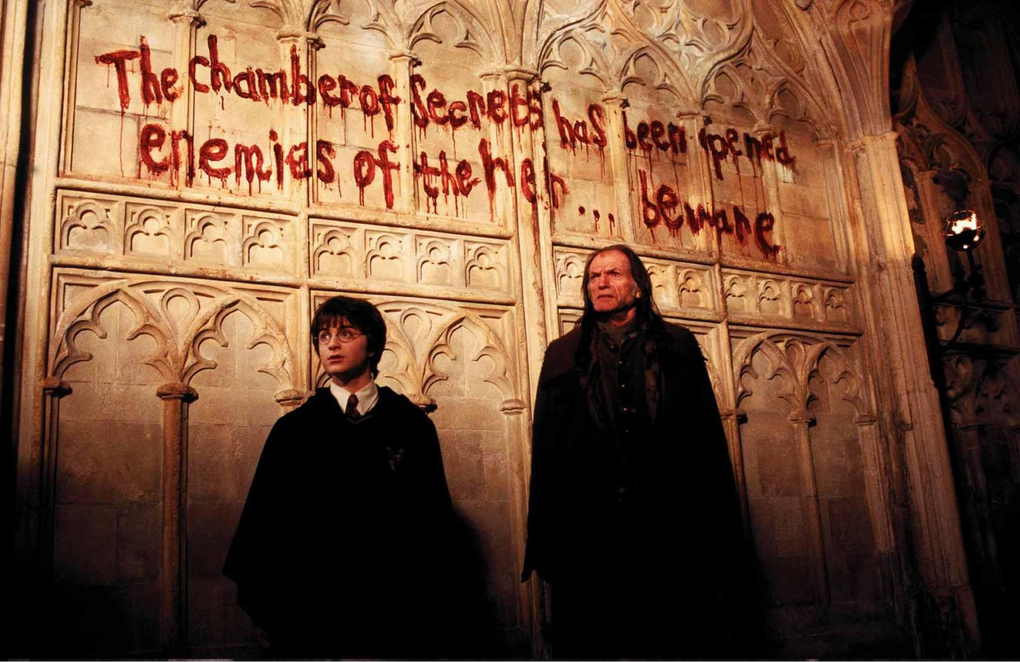 CinemaTivu, Harry Potter e la camera dei segreti (Usa/Uk 2002)