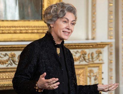 Speciale Fiction Club · Rita Levi-Montalcini. Con protagonista Elena Sofia Ricci, in prima visione assoluta, in onda in prime time su RaiUno