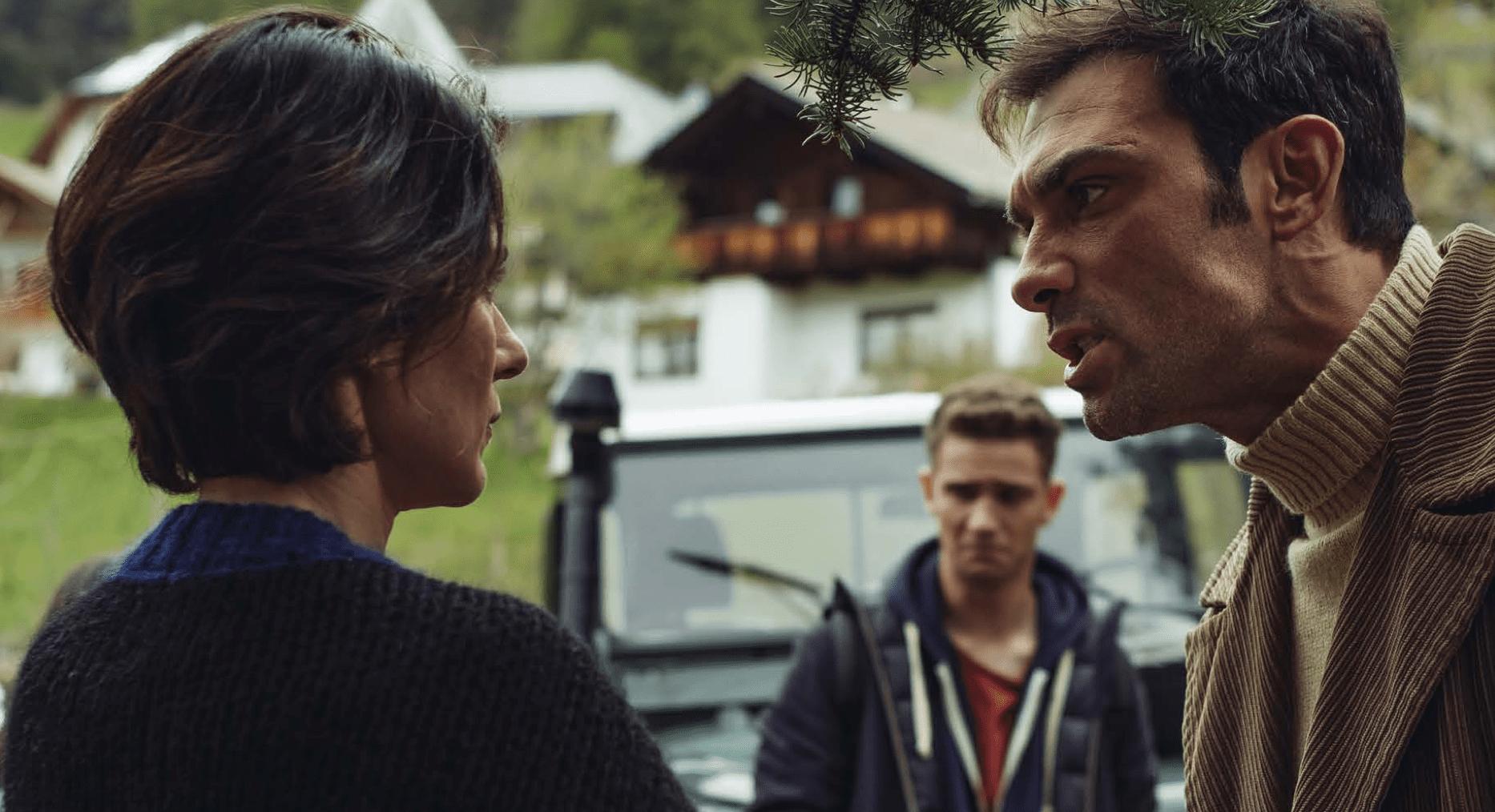 Fiction Club: Vite in fuga secondo appuntamento. Con Anna Valle e Claudio Gioè, in prima visione assoluta, in onda in prime time su RaiUno