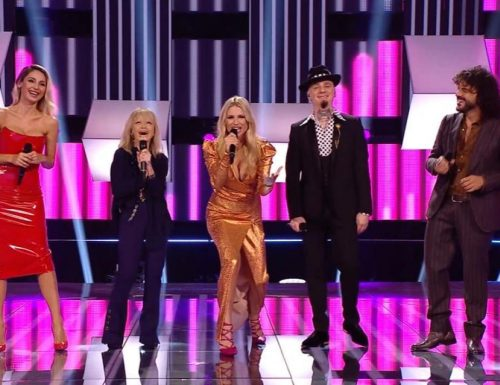 Live 25 novembre 2020 · All together now 2020, quarta puntata. Continua la gara canora condotta da Michelle Hunziker, in prime time su Canale5