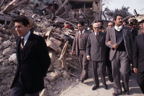 """Stasera, in seconda serata su #Rai3, """"Il terremoto. Irpinia 1980"""", il docufilm di Alessandra Rossi"""