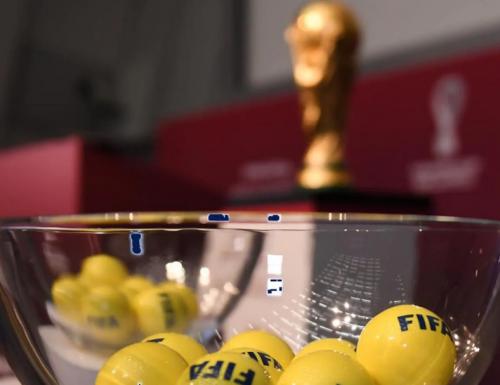 Alle 18 su #Rai2, #Canale20 e #SkySport il sorteggio delle qualificazioni ai Mondiali 2022