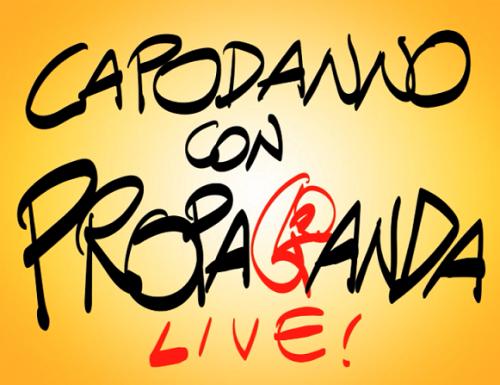 Il 31 dicembre speciale Propaganda Live in onda su La7. Con Diego Zoro per festeggiare insieme il Capodanno! E c'è anche la tombola!