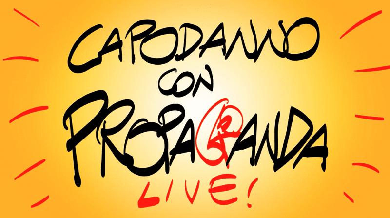 Speciale Propaganda Live, il 31 dicembre 2020 in onda su La7. Con Diego Zoro per festeggiare insieme il Capodanno! E c'è anche la tombola!
