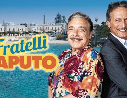 Fiction Club: Fratelli Caputo, prima puntata. Con Nino Frassica e Cesare Bocci, in prima visione assoluta, in onda in prime time su Canale5