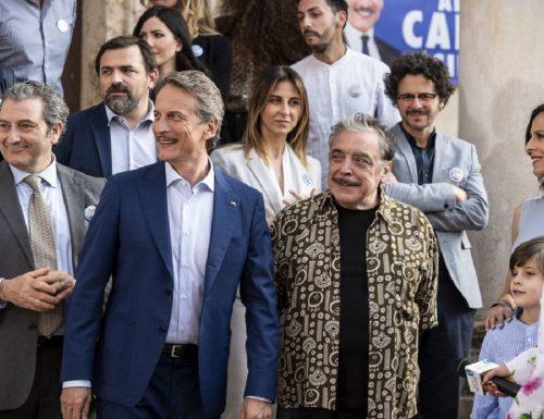 Fiction Club: Fratelli Caputo, ultima puntata. Con Nino Frassica e Cesare Bocci, in prima visione assoluta, in onda su Canale5
