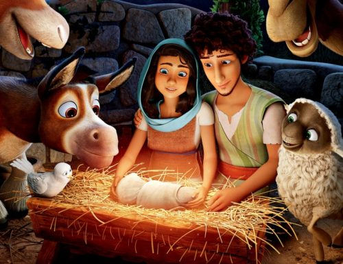 CinemaTivu · Gli eroi del Natale (USA 2017), diretto da Timothy Reckart. Il film di animazione in onda in prima tv free, in prime time su RaiUno