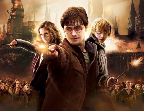 CinemaTivu: Harry Potter e i Doni della Morte Parte 2 (Usa/Uk 2011), con Daniel Radcliffe, Rupert Grint ed Emma Watson, su Canale5