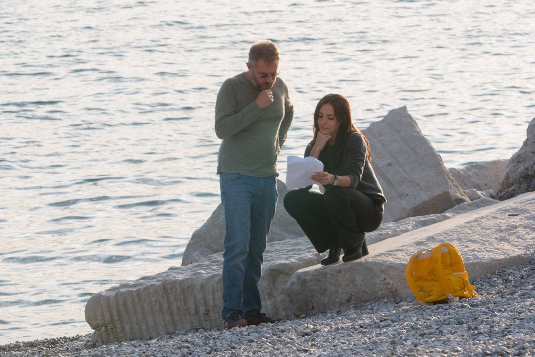Titoli di coda: Il silenzio dell'acqua 2 ultimo appuntamento. Con Ambra Angiolini e Giorgio Pasotti, in prima visione assoluta, in prime time su Canale5