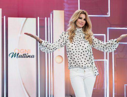 Da gennaio #OgniMattina sarà dedicato solo all'intrattenimento: alla conduzione solo Adriana Volpe
